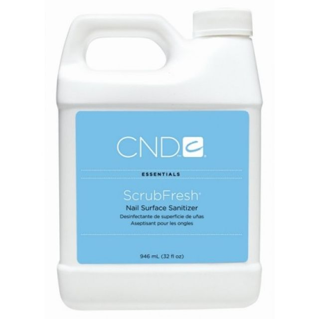 CND Scrubfresh 32oz Nail Cleanser - Warehouse Beauty
