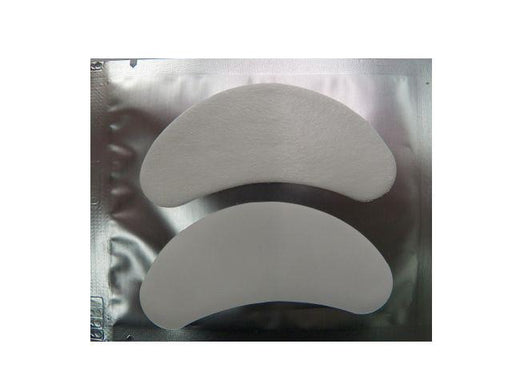 Lint Free Eye Patch Silver - Warehouse Beauty