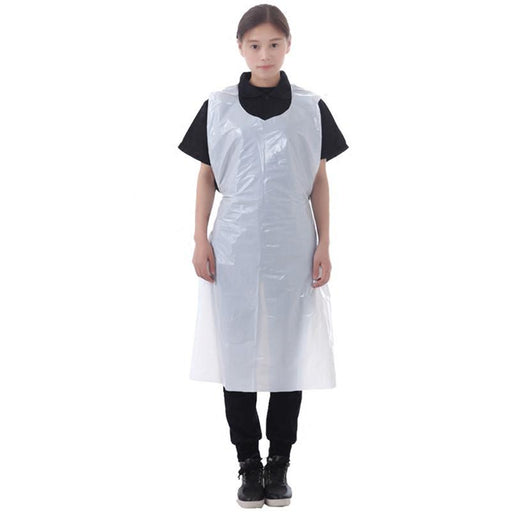 Disposable Apron 100pcs - Warehouse Beauty
