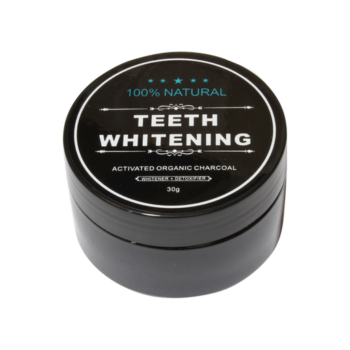Activated Bamboo Charcoal Teeth Whitening All Natural Powder - Warehouse Beauty