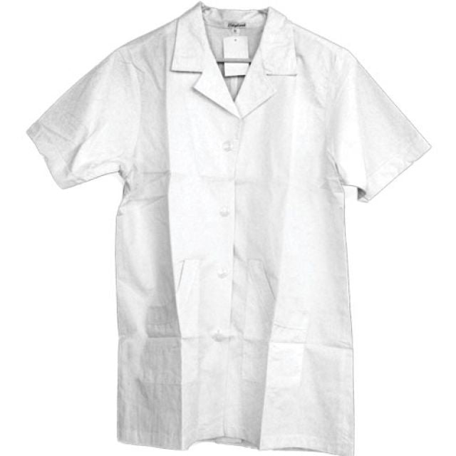 Nail Tech Uniform XS,Small,Medium,Large,XL White - Warehouse Beauty