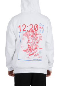 Lost Connection 2 Pullover Hoodie