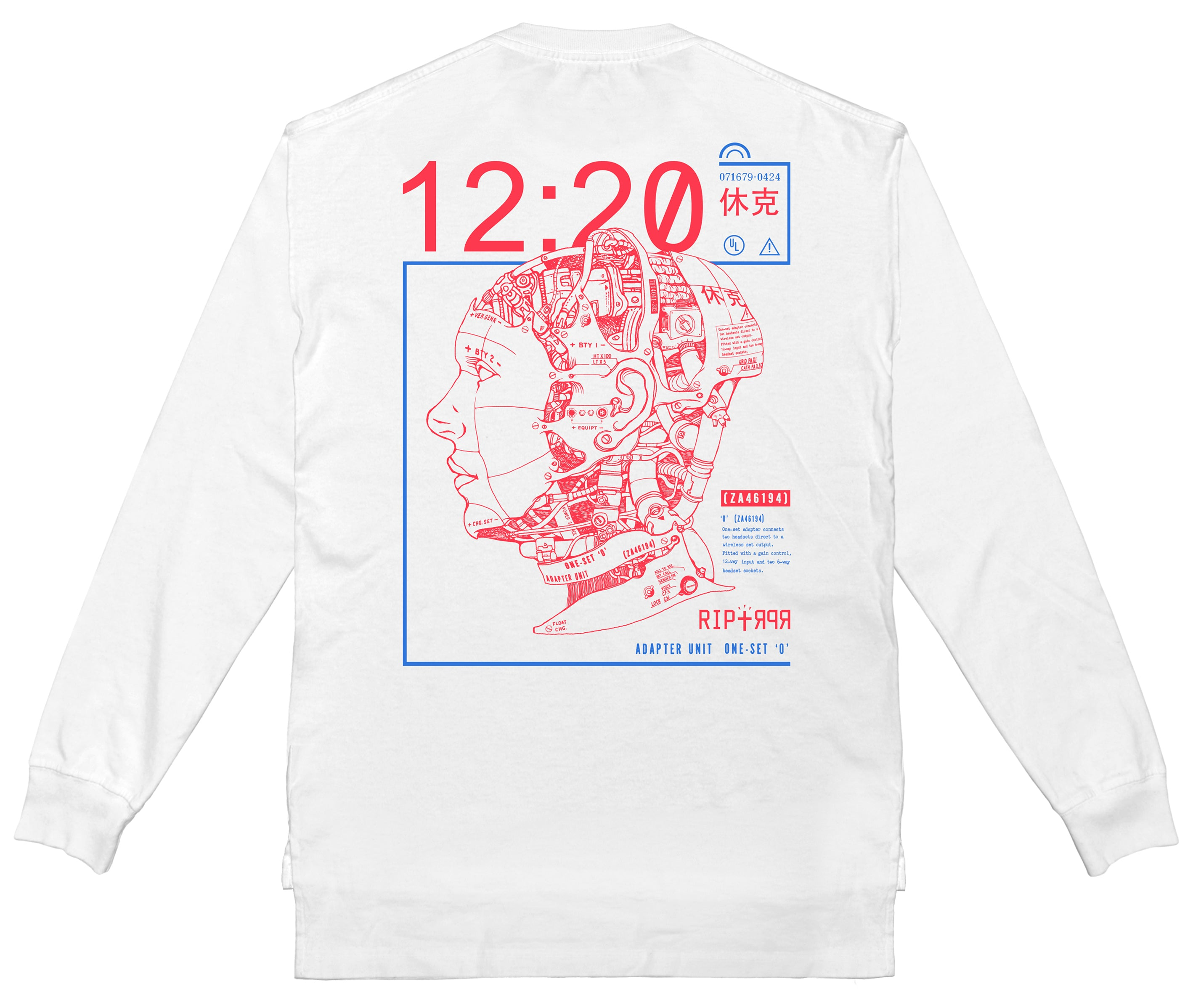 Lost Connection 2 Long Sleeve Tee