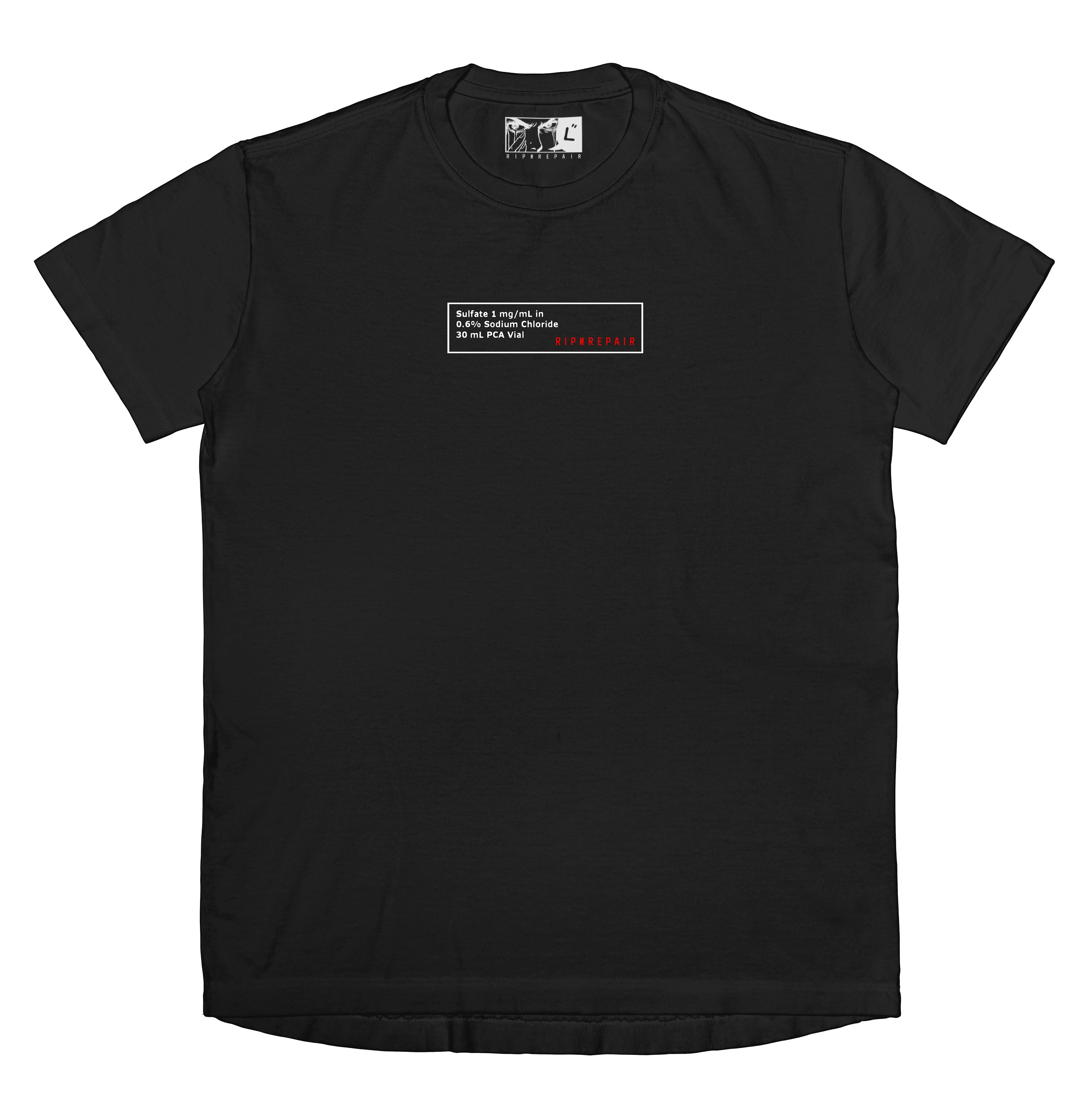 Highs and Lows Tee - (Black)