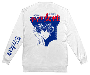 Vol. 02 The Weekly - Long Sleeve (White)
