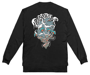 Euphoria - Long Sleeve (Black)