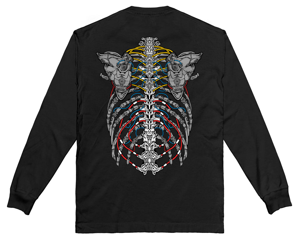 EXO - Long Sleeve (Black)