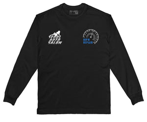 Exotic Imports - Long Sleeve (Black) - RIPNRPR