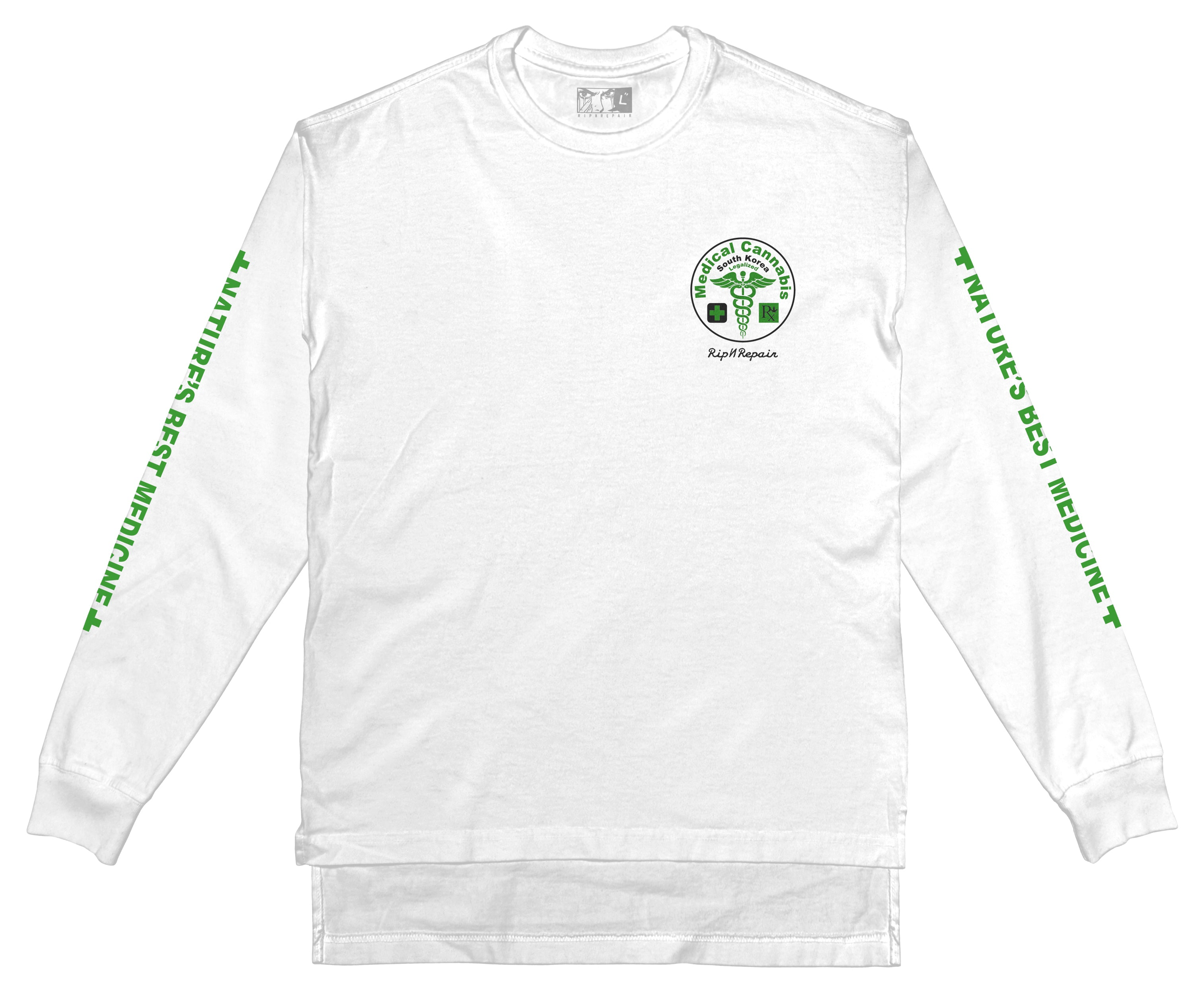 Natures Best - Long sleeve - RIPNRPR