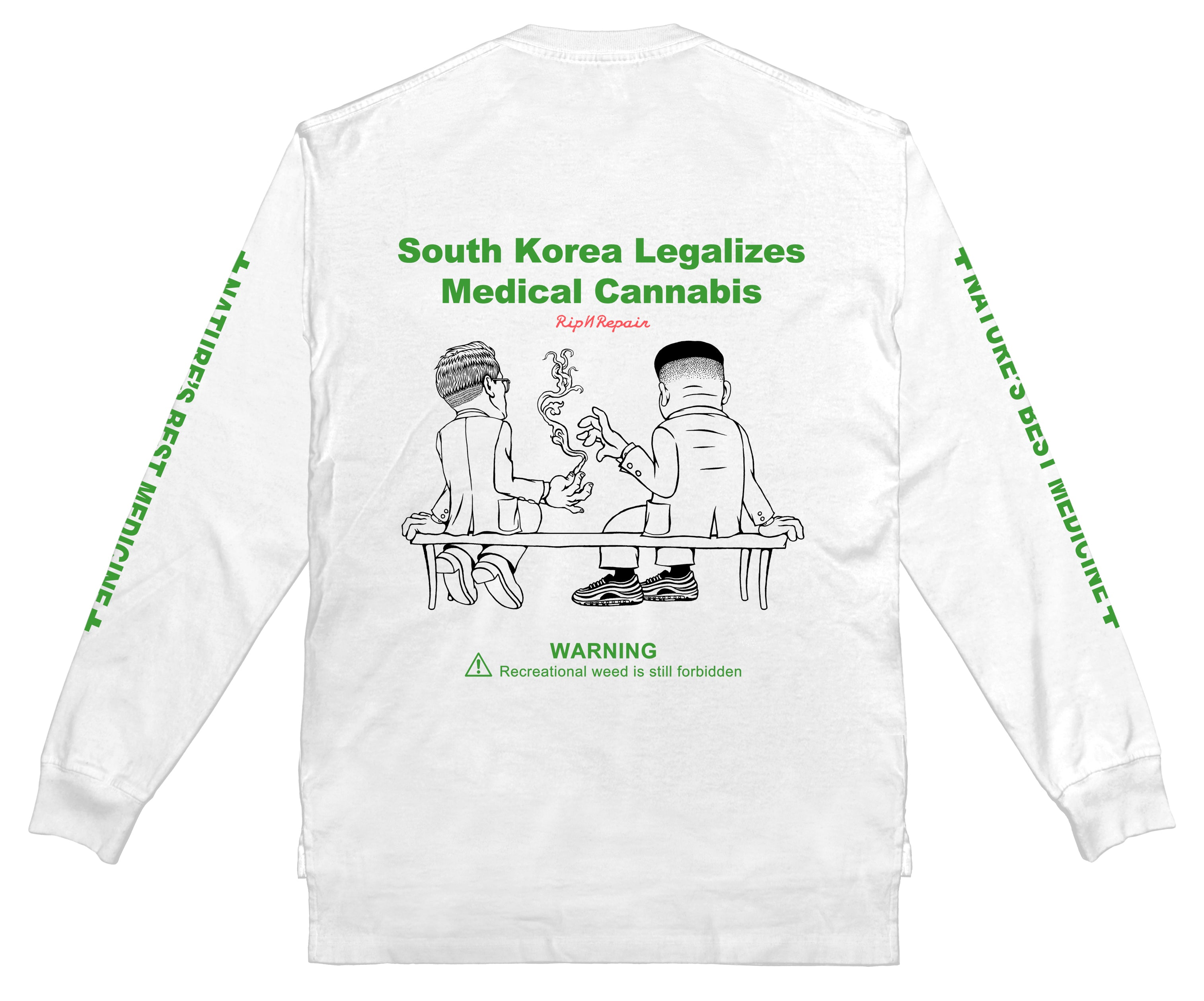 Natures Best - Long sleeve