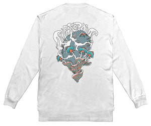 Euphoria - Long Sleeve (White)
