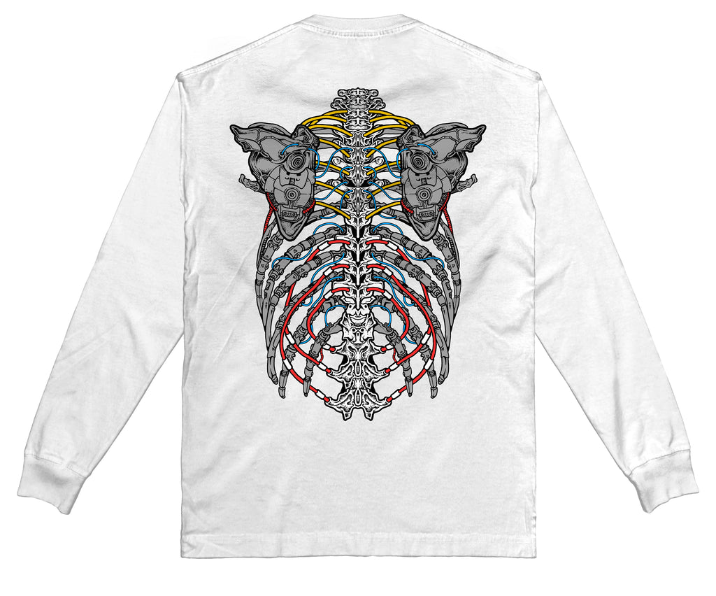 EXO - Long Sleeve (White)