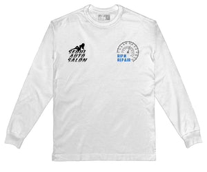 Exotic Imports - Long Sleeve (White) - RIPNRPR