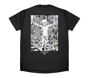 Human Error T-Shirt (Black) - RIPNRPR