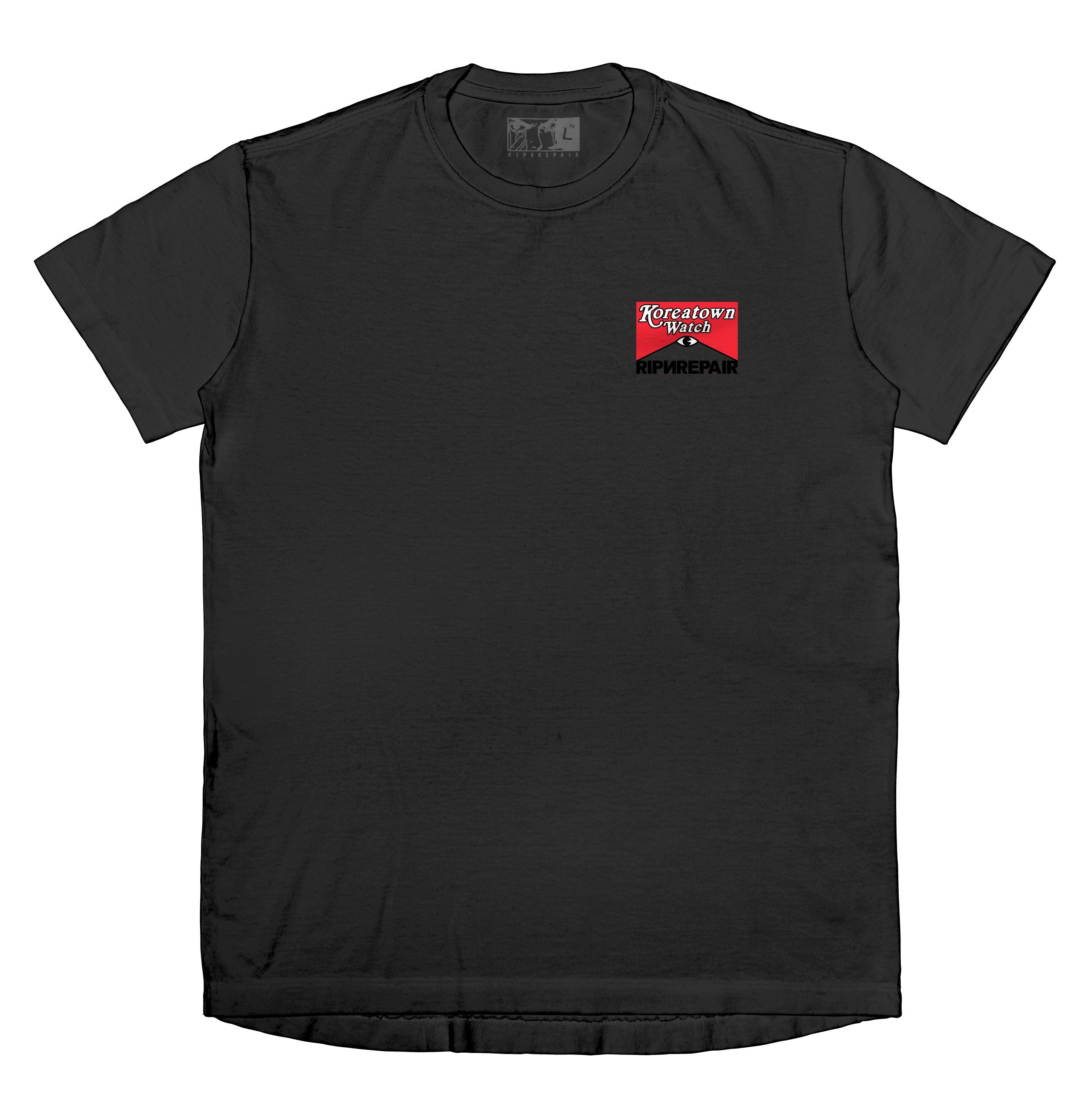 Neighborhood Watch - T-Shirt (Black) - RIPNRPR