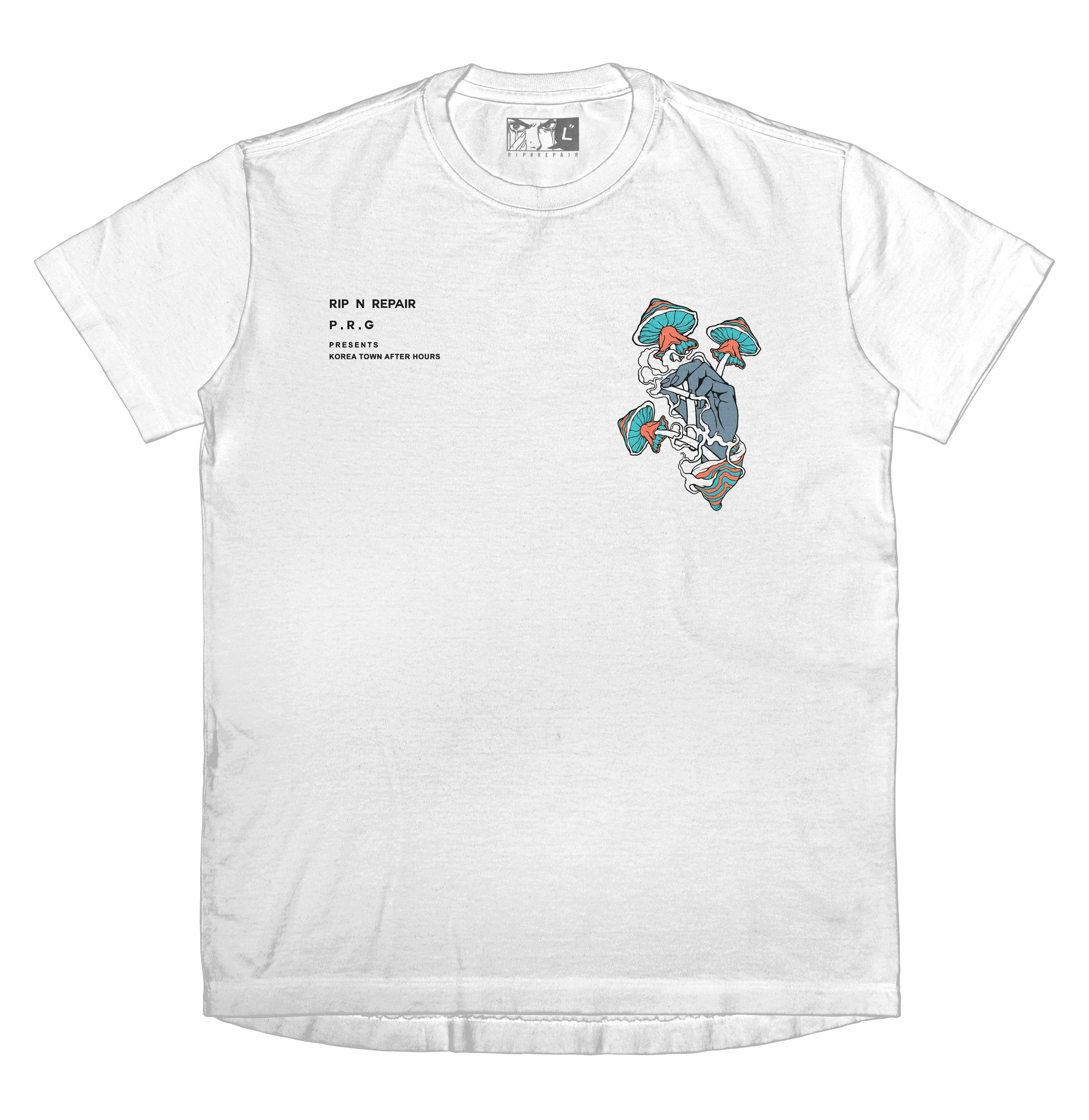 EUPHORIA - T-Shirt (White)