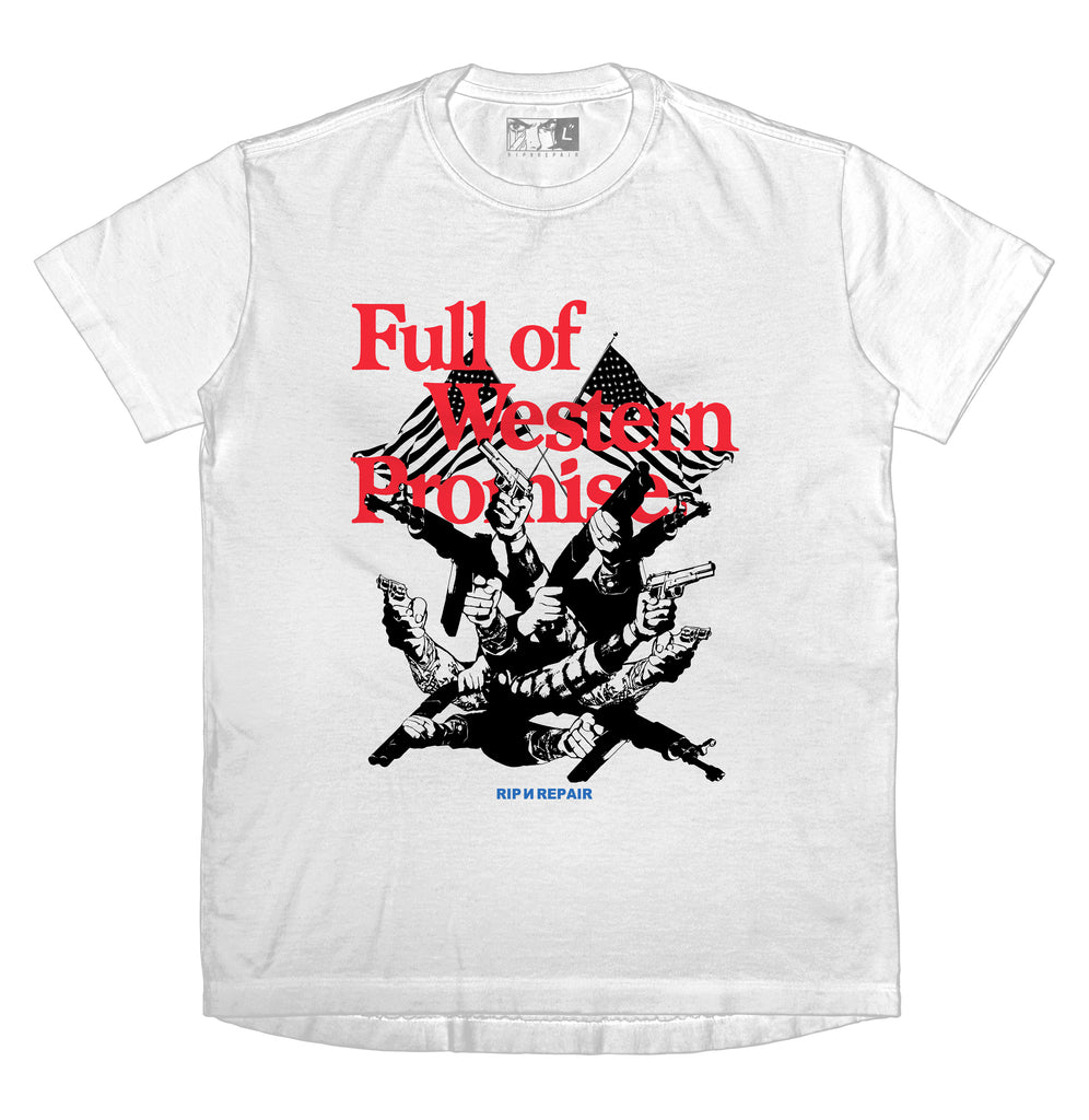 Free Fire - T-Shirt (White) - RIPNRPR