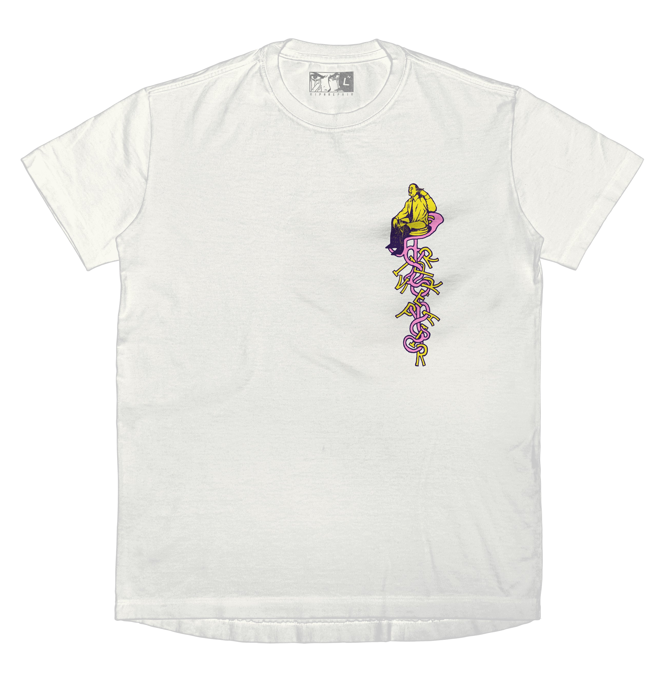 Processing - T-Shirt (White) - RIPNRPR