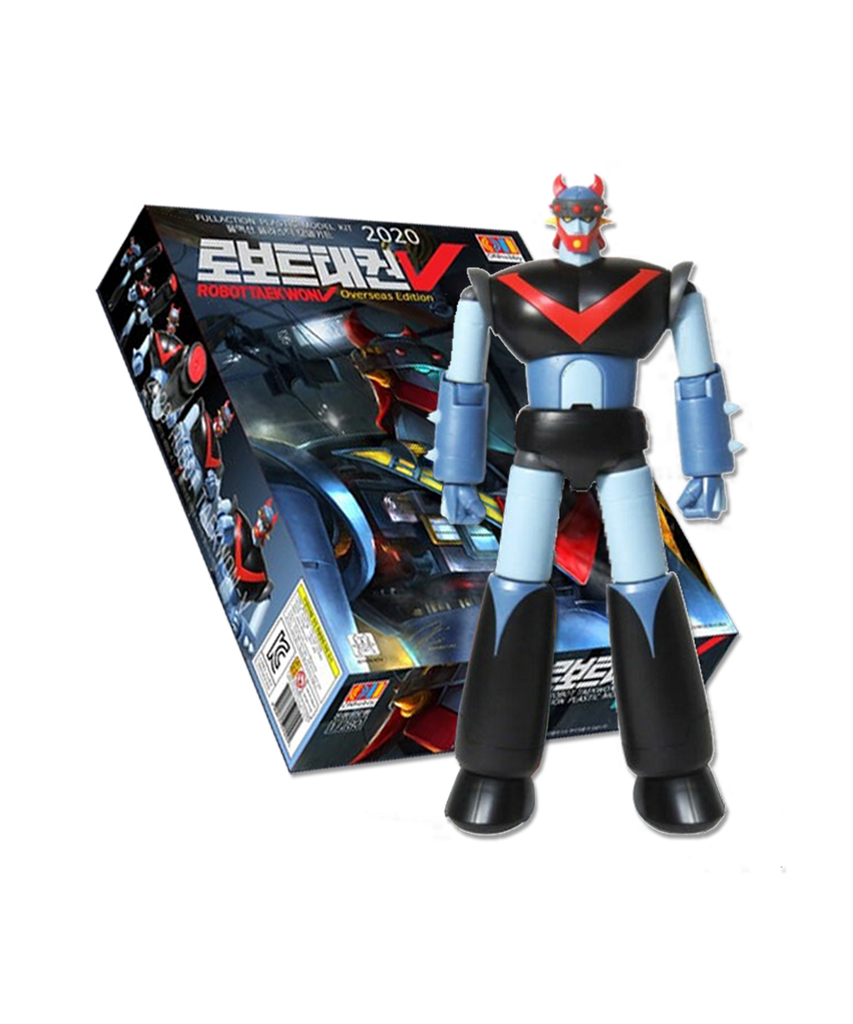 TaeKwon V FullAction Model Kit 2020 - RIPNRPR