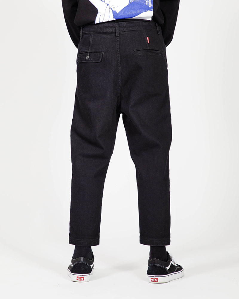 BLACK PARACHUTE DENIM - RIPNRPR