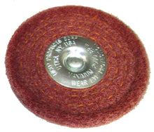 Buffing Wheel--Satin finish Buff Mandrel Mounted
