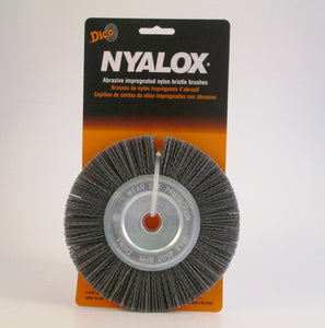 "Nyalox 6"" Wheel Brush"