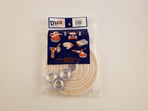 "Buffing Kit 4"" dia for Copper, Brass & Aluminum 7500007"