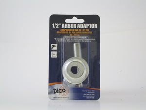 Dico arbor adaptor for buffing wheels