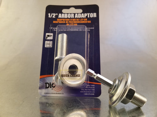 arbor adapter hex shank