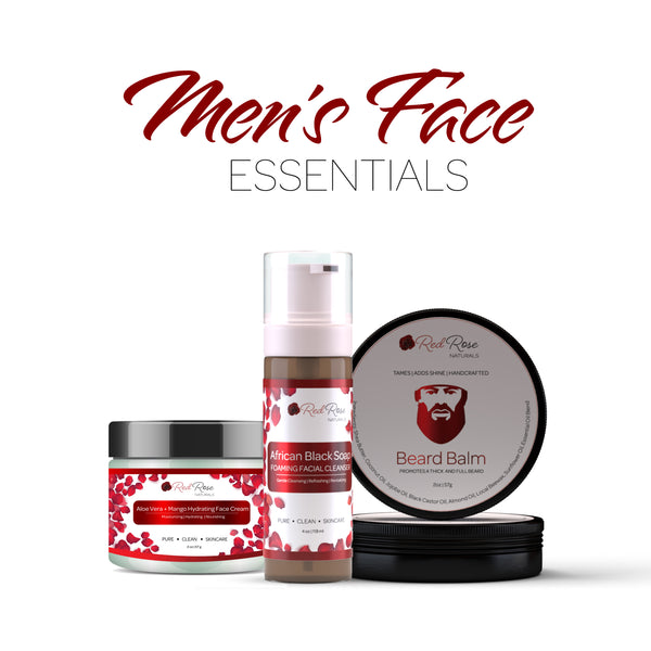 Men's Face & Beard Essentials
