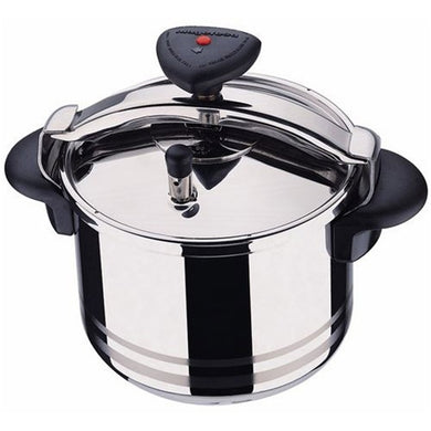 Star R Stainless Steel 4 Quart Fast Pressure Cooker