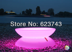 led Illuminated Furniture,Lounge LED,waterproof led table,led coffee table rechargeable for Bars,Christmas  and  events