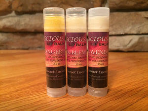Luscious Lip Balm - Any 3 for $10