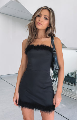 Annette Dress Black