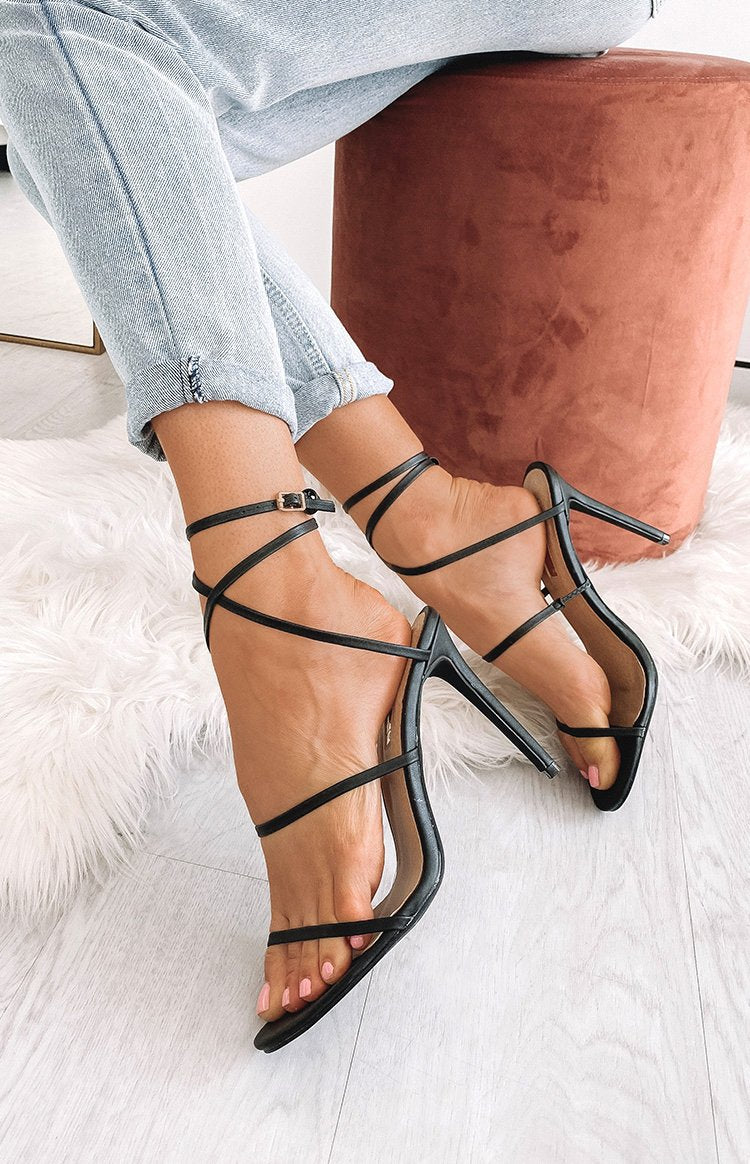 Billini Thalie Stilettos Black