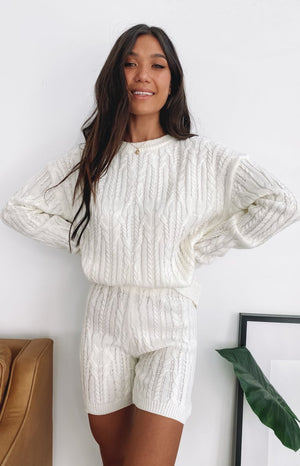Capri Dream Jumper Cream