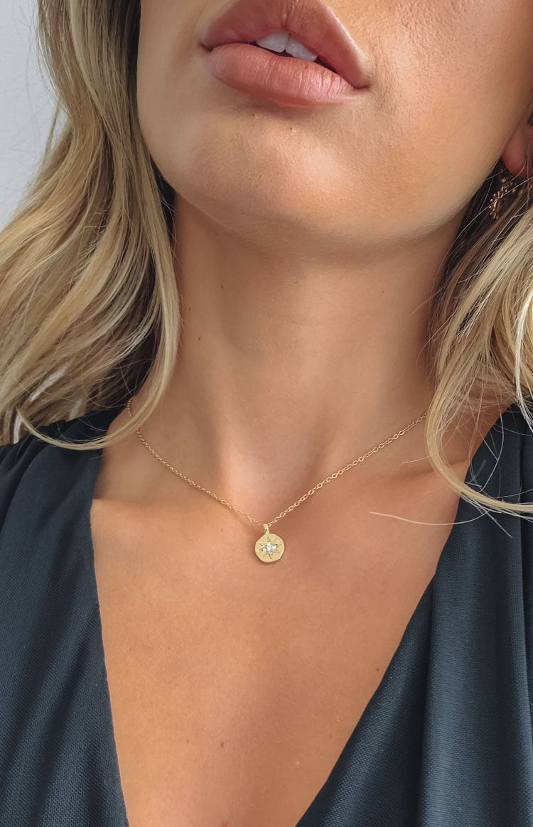 Eclat Pippa Necklace Gold