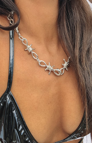 Eclat Bad Batch Festival Necklace Silver