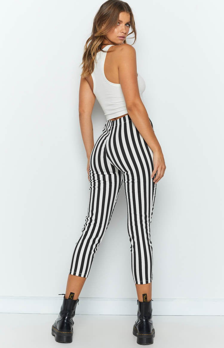 Margo Pants Stripe