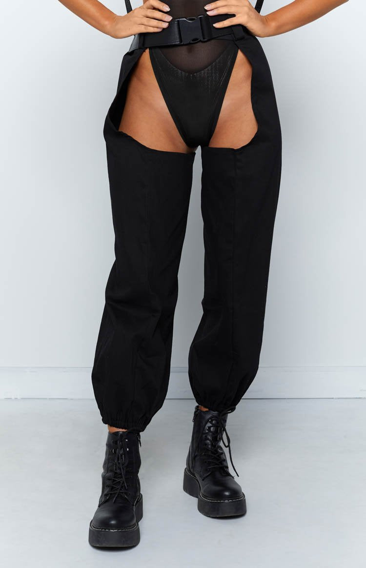 Palomino Chap Pants Black