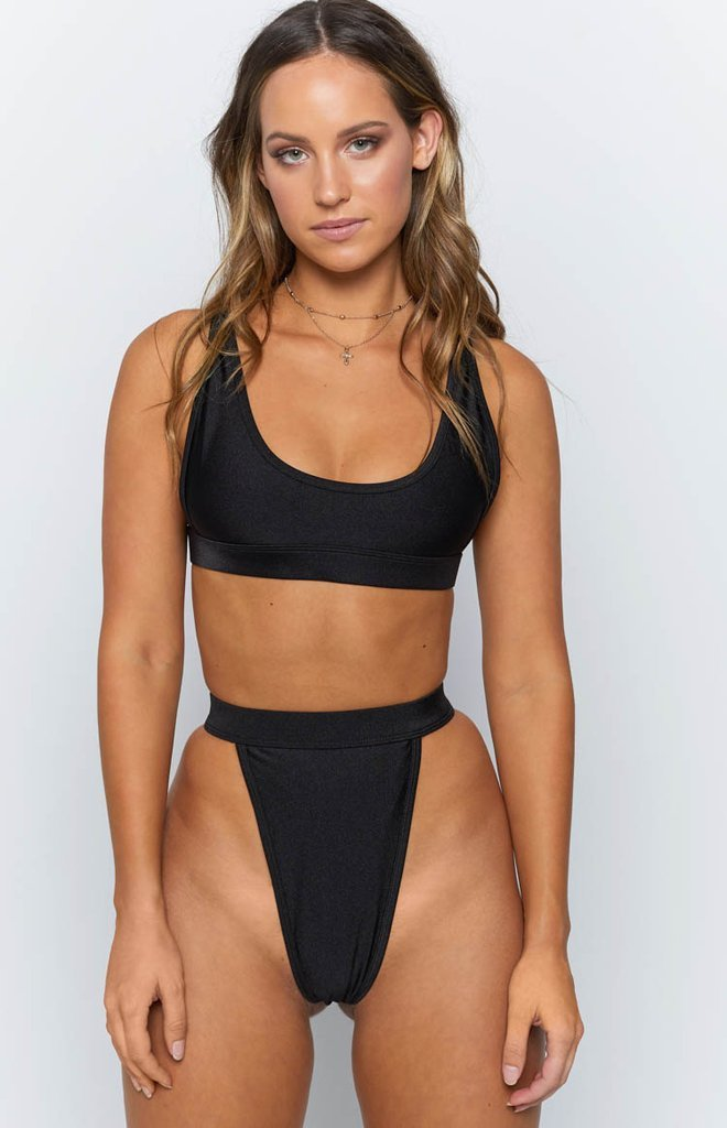 9.0 Swim Antigua Cayman Bikini Set Black