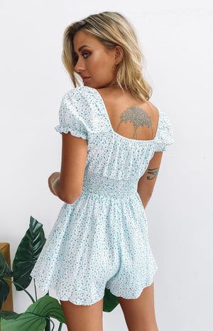 Unica Playsuit Blue