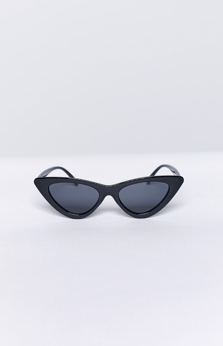 Eclat The Hills Sunglasses Black (FREE over $100)