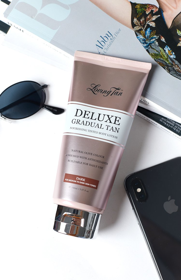 Loving Tan Deluxe Gradual Tan Dark