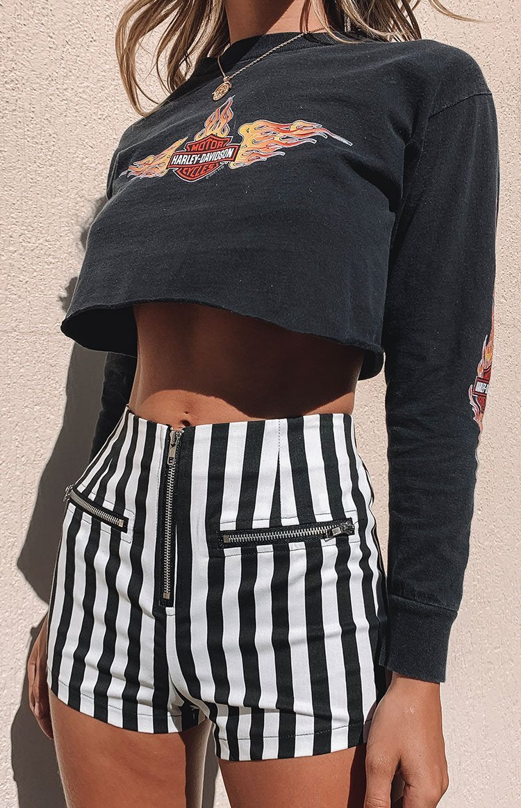 Tammy Shorts Stripe