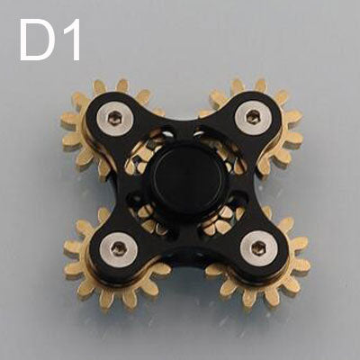 2018 Executive Mechanical Gears - Fidget Spinner - <br>$19.95 - $39.95