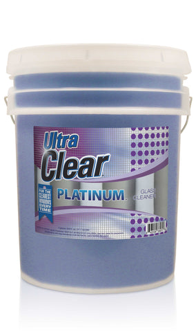 Ultra Clear™ Platinum™ Lavender Glass Cleaner Five Gallon Ready-to-use Refill