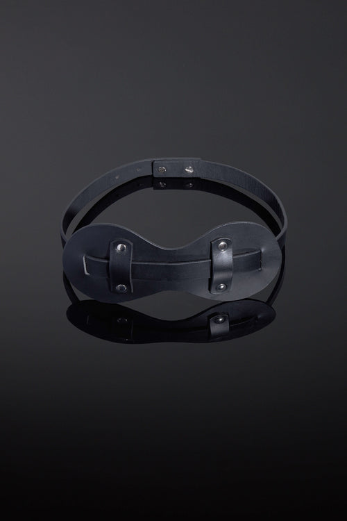 Felina Luxury Leather BDSM Mask