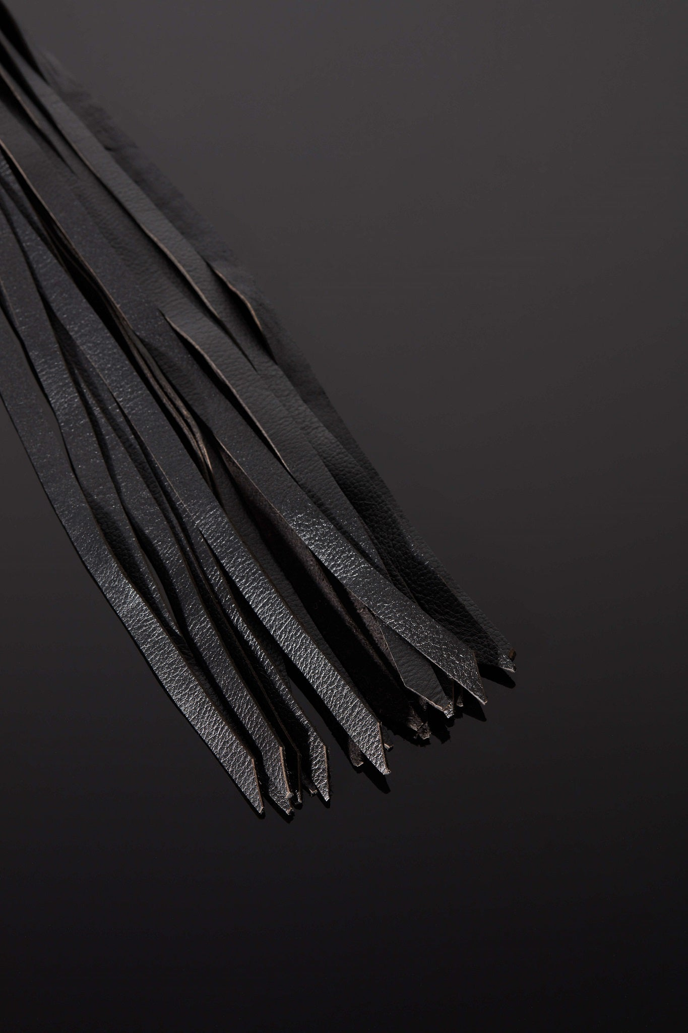 House of SXN Servage Classic Bondage Leather Flogger 3