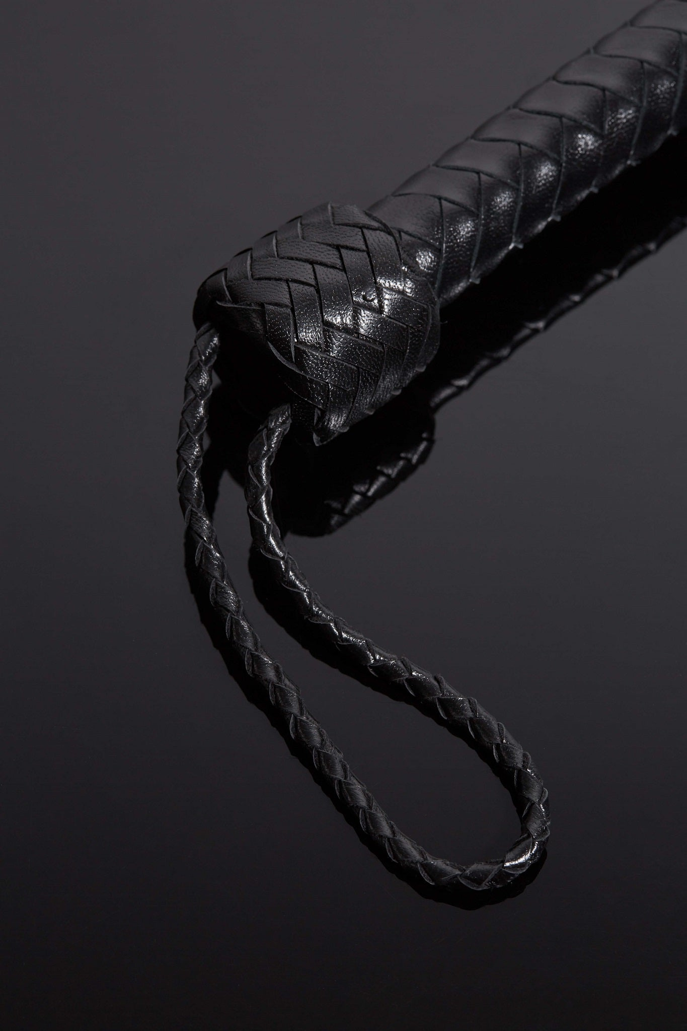House of SXN Equi Horse Hair Flogger